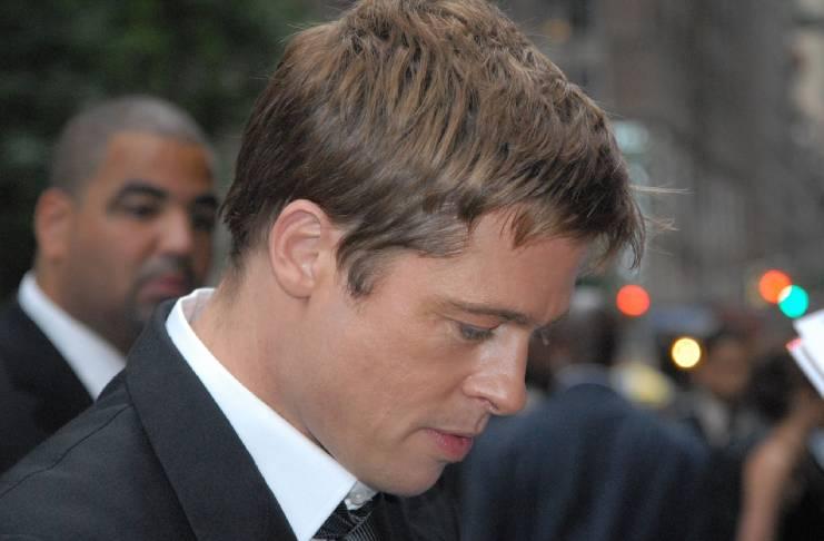 Brad Pitt isn't the love of Jennifer Aniston's life