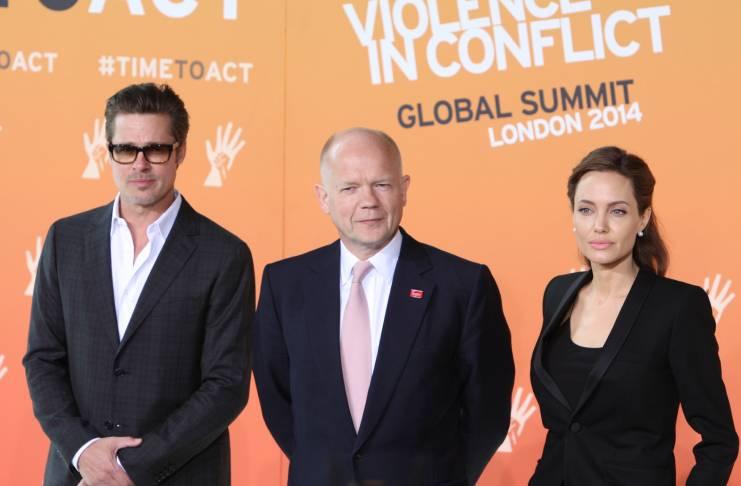 Angelina Jolie hospitalization rumors