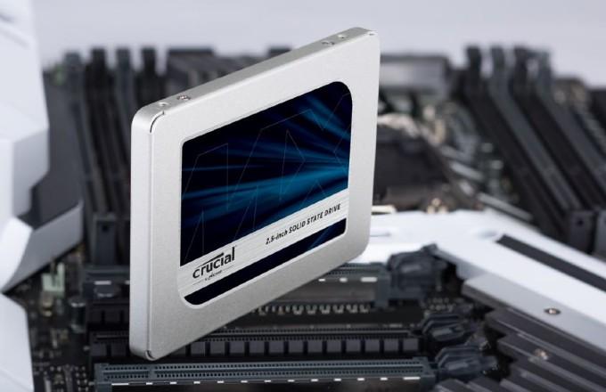 Crucial MX500 - best budget SSD