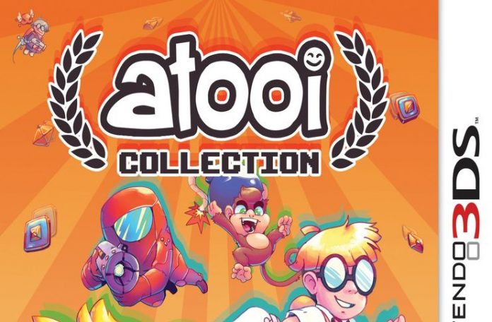 Cover art for 'The Atooi Collection'