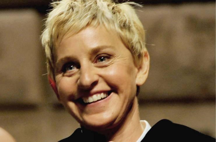 Ellen DeGeneres rumored feuds