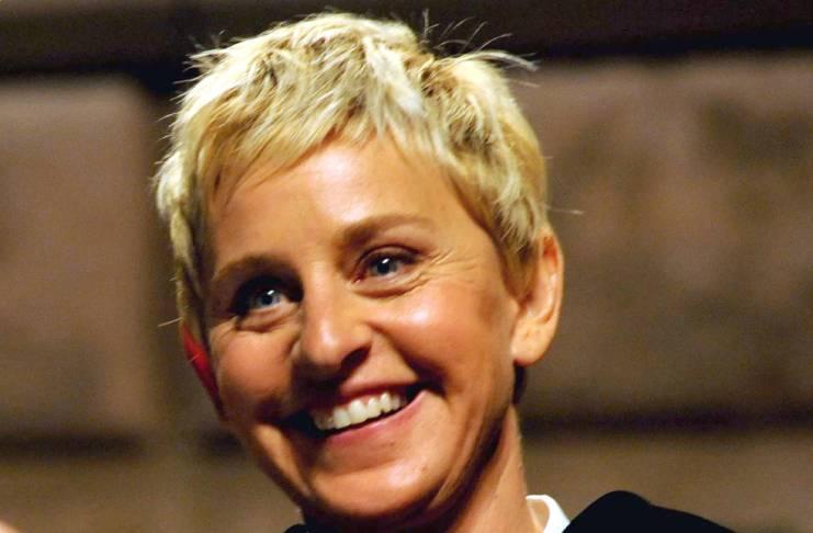 Ellen DeGeneres, Portia de Rossi second meeting