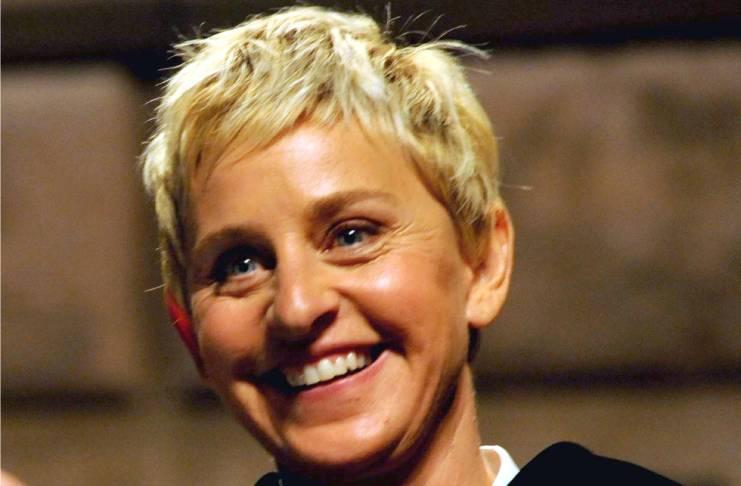How can Ellen DeGeneres address the criticisms?