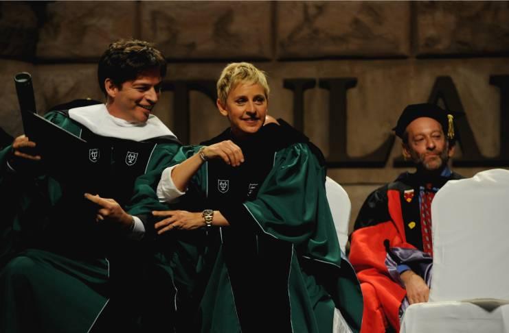 Mark Ruffalo slams Ellen Degeneres