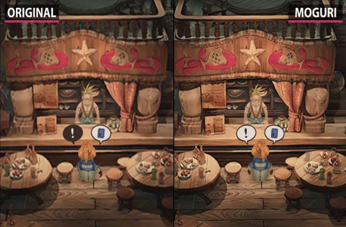 Final Fantasy IX HD Mod before and after comparison