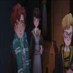 A trio in 'Harry Potter: Magic Awakened'