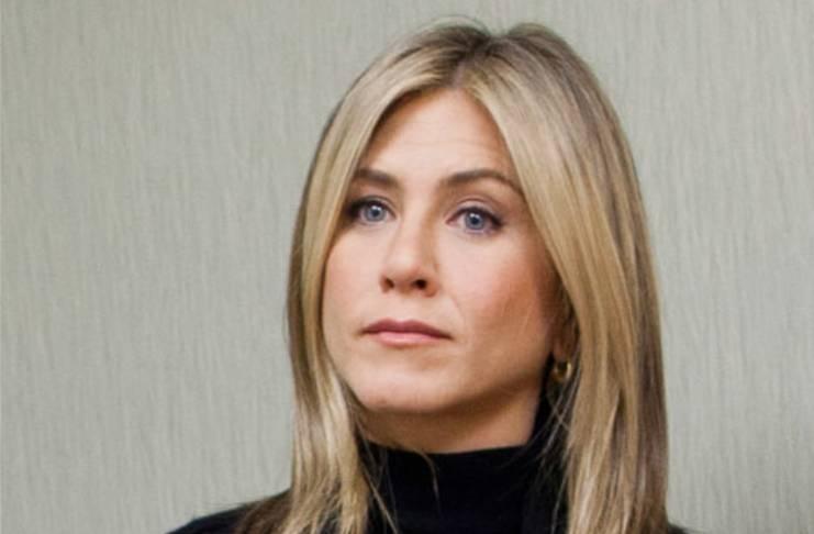 Jennifer Aniston divorce
