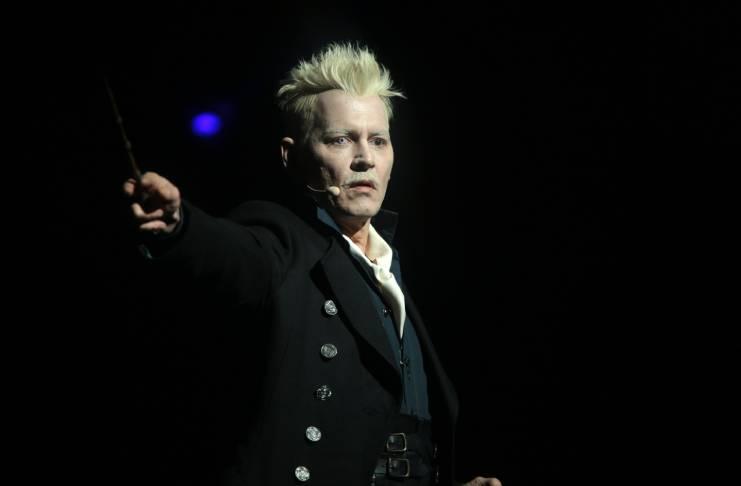 Johnny Depp accuses his ex-wife