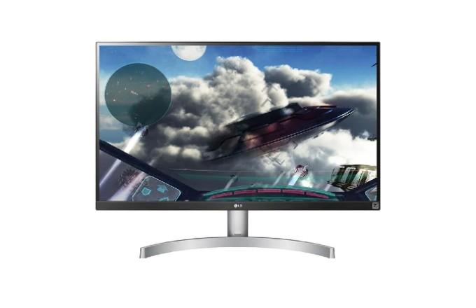 LG 27UL600 budget 4k gaming monitor