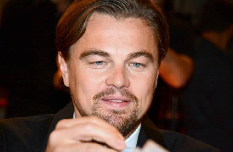 Is Margot Robbie more drawn to Brad than Leonardo?