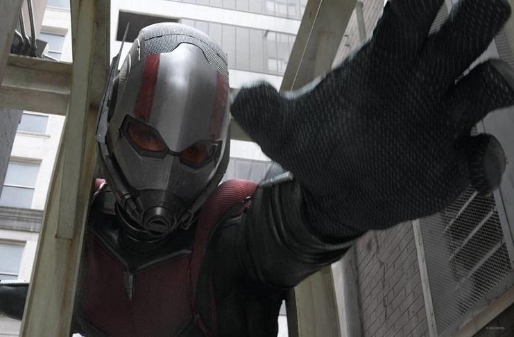 MCU supercut Ant-man