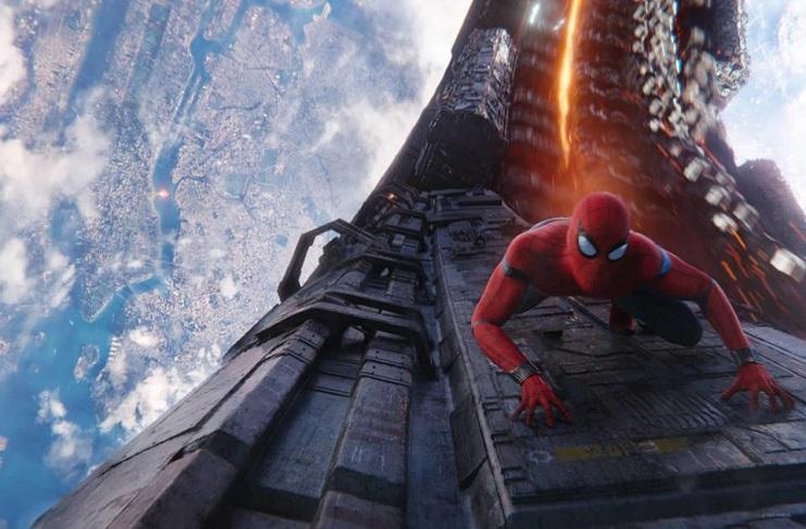MCU supercut Spiderman