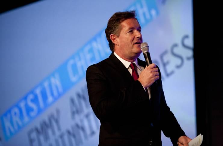 Piers Morgan slams Ellen DeGeneres