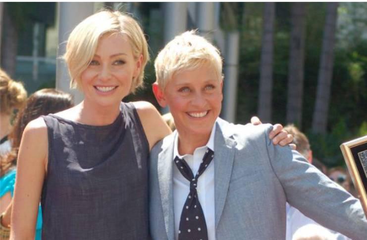 Is Ellen DeGeneres dumping Portia de Rossi?