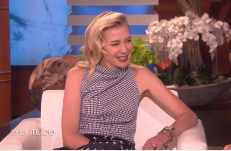 Portia de Rossi enduring wife's diva attitude?
