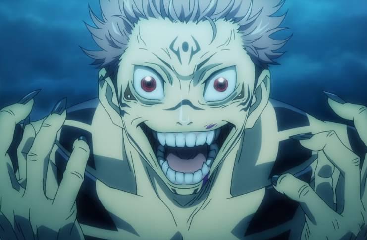 Yuji tiene un gran control sobre la energía maldita