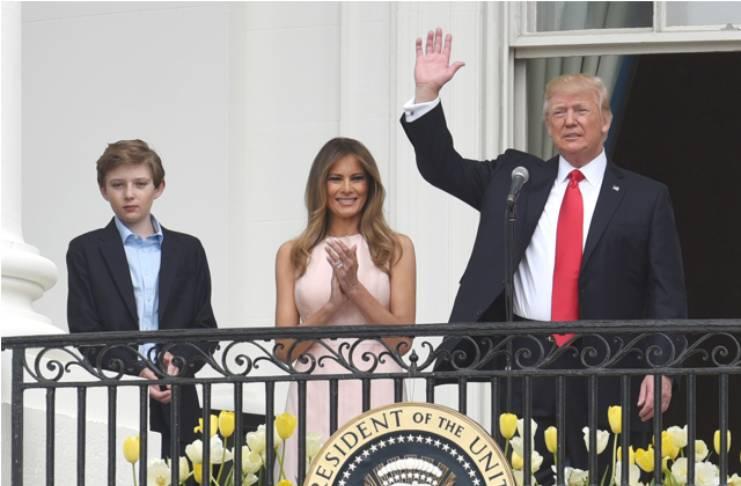 Donald Trump's hands criticized