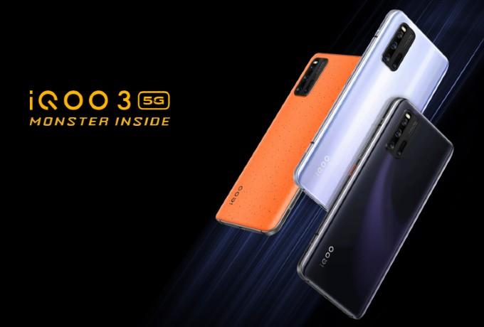 Vivo iQOO 3 flagship killer