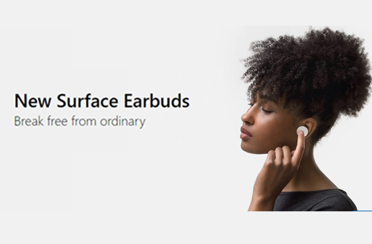 Microsoft Surface Earbuds are productivity tools you never thought you'll need