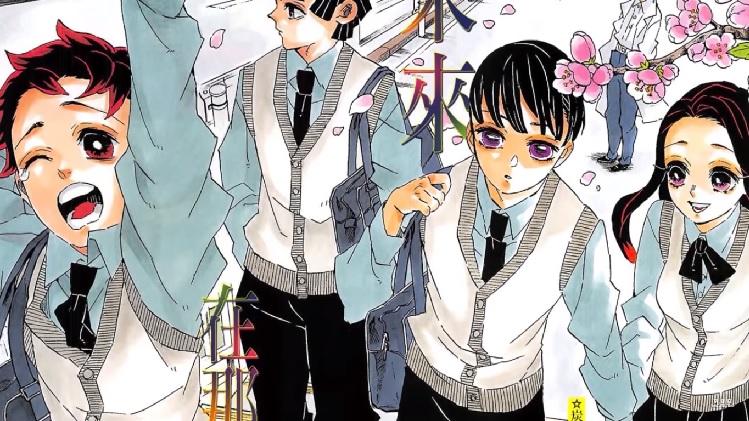 Demon Slayer Kimetsu No Yaiba Manga Finale Reveals Who Nezuko Ends Up With Micky News Comment must not exceed 1000 characters. demon slayer kimetsu no yaiba manga