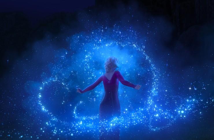 Frozen 2 documentary Disney Plus