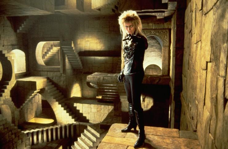 Labyrinth sequel Scott Derrickson