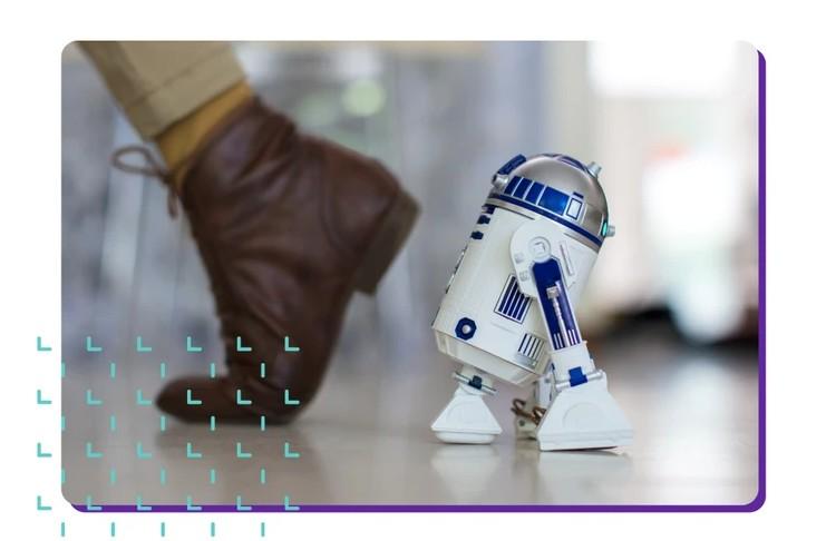 Sphero BB-8 toy R2-D2