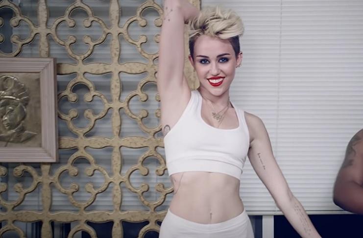 "Miley Cyrus did call Kristen Stewart ""hot"" in 2013"
