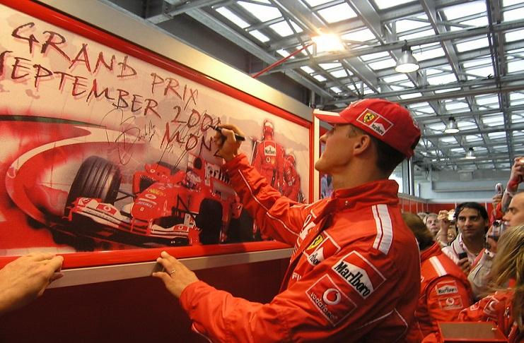 Michael Schumacher 2010 comeback was out of boredom