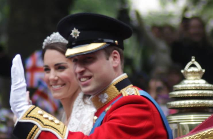 Duke of Cambridge talks about fatherhood