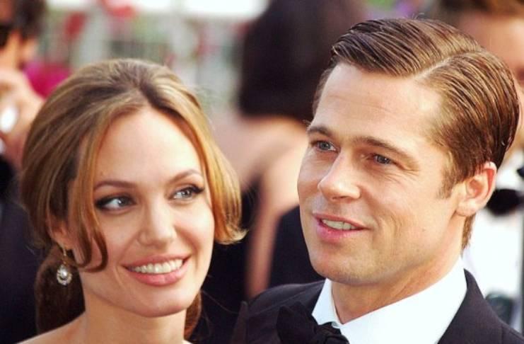 Brad Pitt, Angelina Jolie relationship