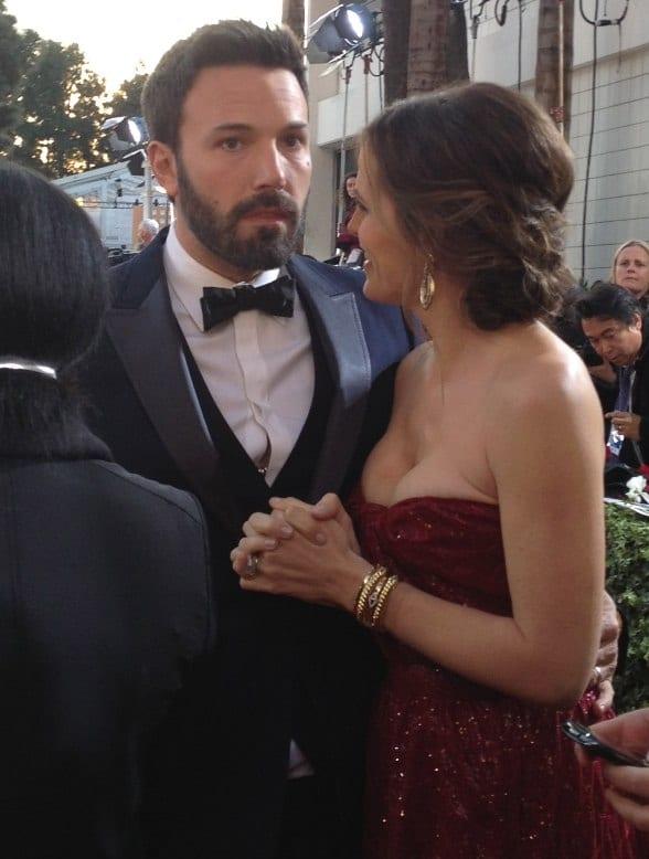 How is Jennifer Garner, John Miller's relationship?