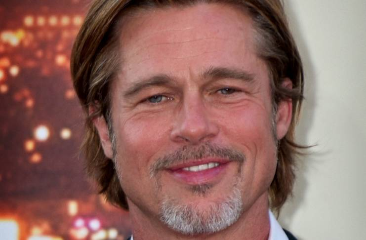 Brad Pitt allegedly gaining back the weight he lost after Angelina divorce
