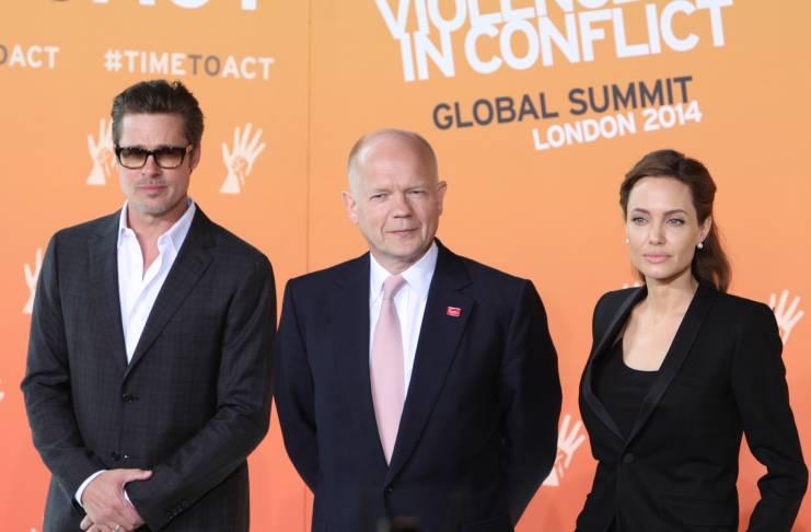 Angelina Jolie talks about religion