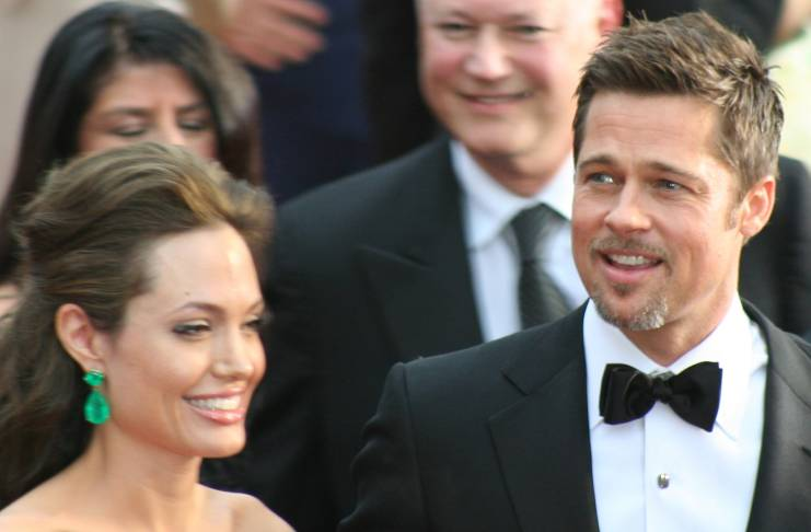 Brad Pitt reveals his intimate time with Angelina Jolie