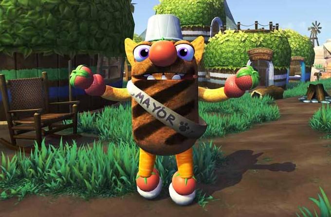 Bugsnax - mayor