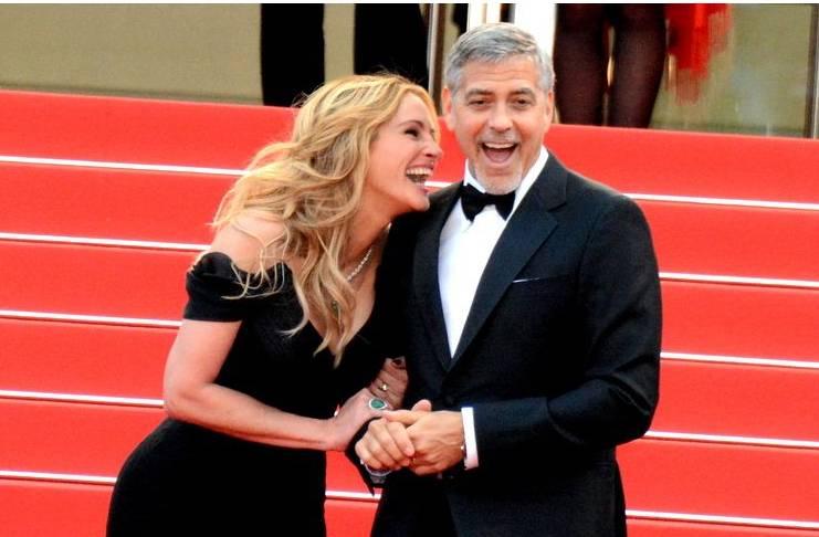 Brad Pitt, George Clooney feud rumors: Amal Clooney hates Angelina Jolie? Cannes_2016_8-1