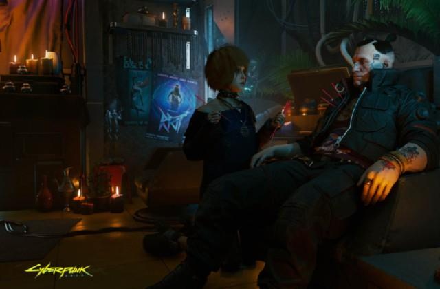 Cyberpunk 2077 shall include in-game customization