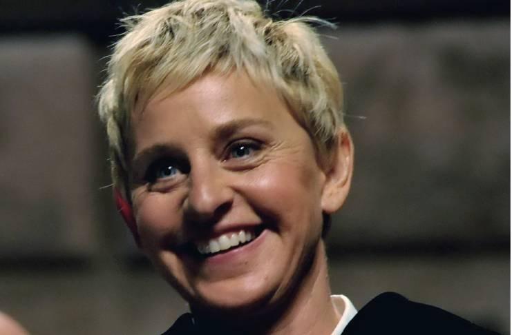 Ellen DeGeneres reacts to Kim Burrell's homophobic remarks