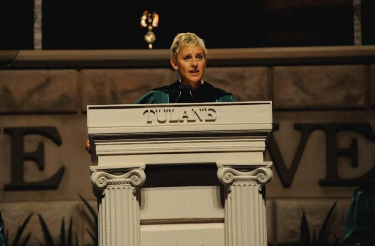 Is Ellen DeGeneres going broke?