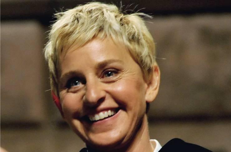 Portia de Rossi to co-host a TV show with Ellen DeGeneres?