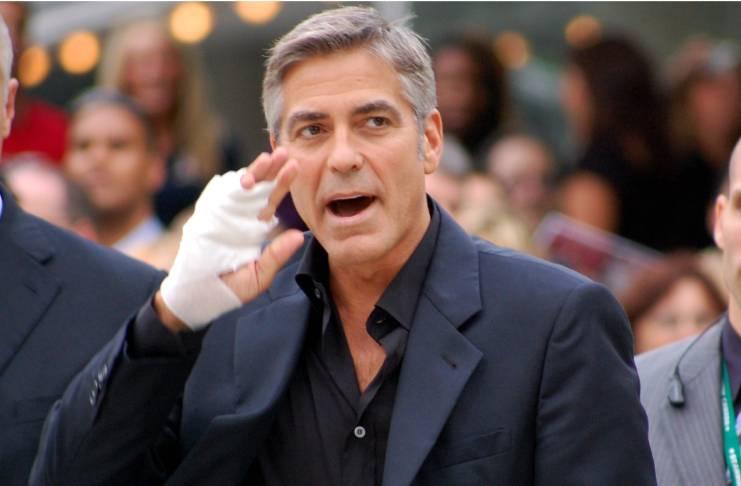 Amal Clooney playing matchmaker for Jennifer Aniston?