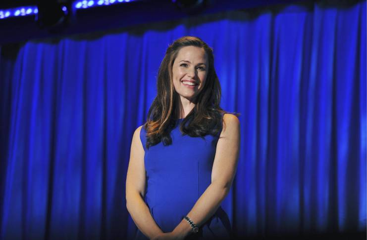 Jennifer Garner discussed the meaning of scandal with her kids