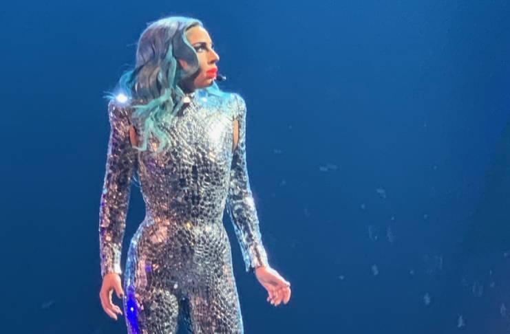 Lady Gaga allegedly four months pregnant