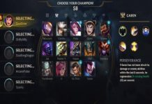 League of Legends: Wild Rift Hero Roster