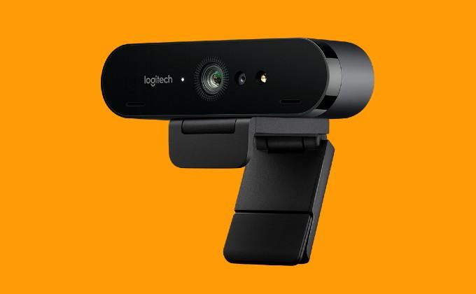 Logitech Brio - 4k streaming webcam