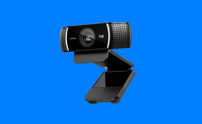 Logitech C922 Pro HD
