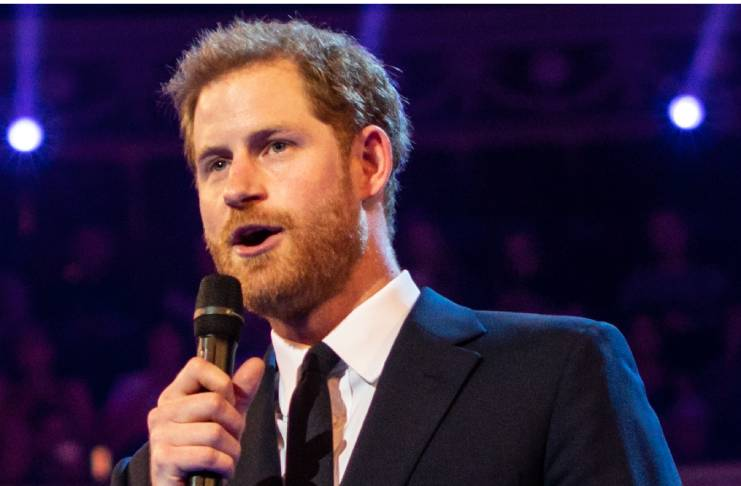 Meghan Markle allegedly encouraging Prince Harry to talk about Princess Diana
