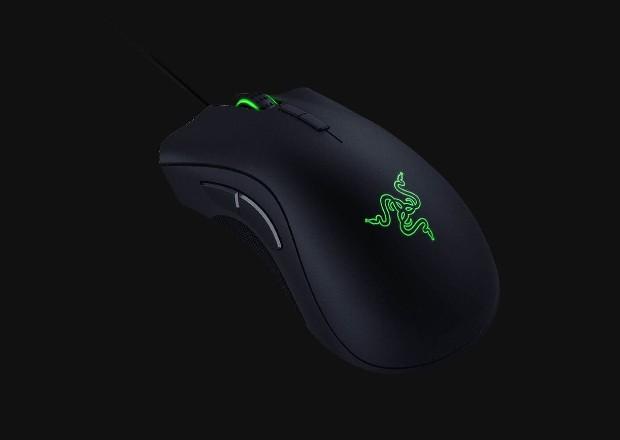 Razer DeathAdder Elite - best ergonomic mouse for gamers