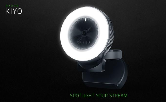 Razer Kiyo - Versatile streaming webcam